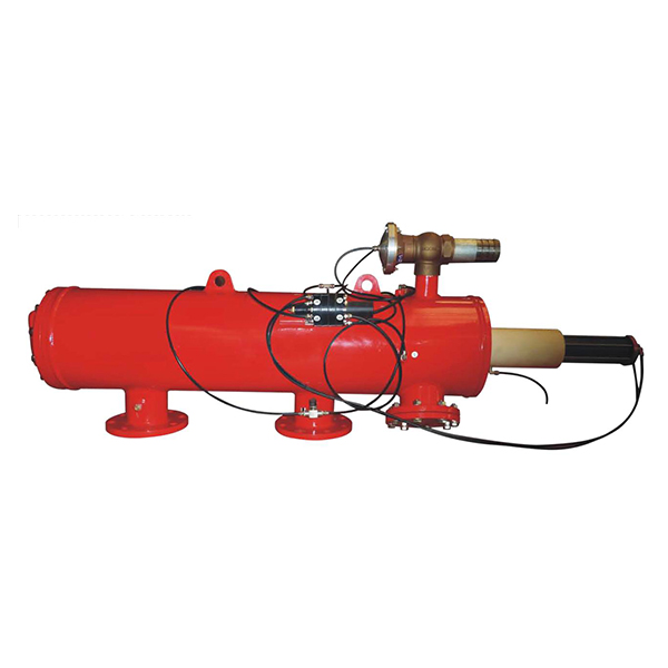 DR-SFW水力吸式自清洗过滤器