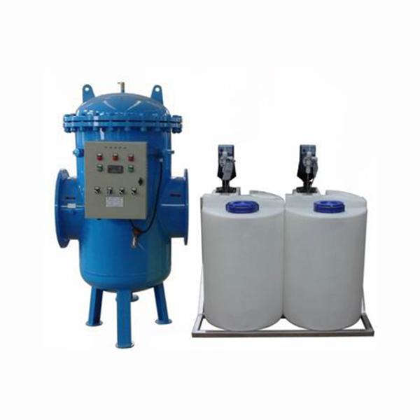 DR-WQCZ物化全程综合水处理器